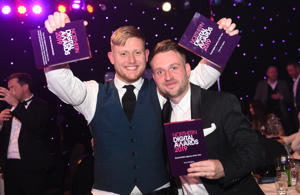 Northern Digital Awards Leeds 2019