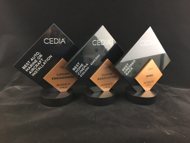 Cedia Awards – Warner Bros Studio