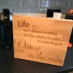 Chopping Board Award