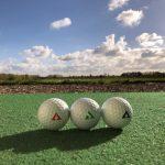 Golf balls gifts