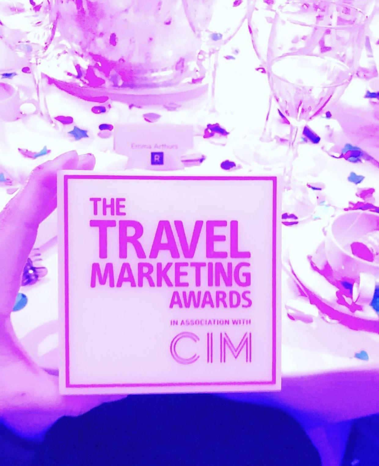 The Travel Marketing Awards 2019